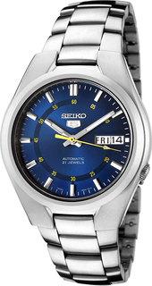 Японские мужские часы в коллекции SEIKO 5 Мужские часы Seiko SNK615K1