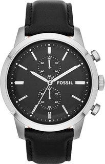 Мужские часы в коллекции Townsman Мужские часы Fossil FS4866