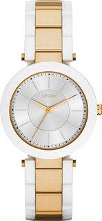 Женские часы в коллекции Urban Faces Женские часы DKNY NY2289