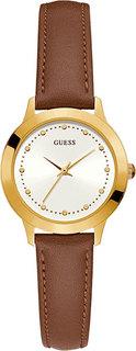 Женские часы в коллекции Dress Steel Женские часы Guess W0993L2