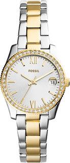 Женские часы в коллекции Scarlette Mini Женские часы Fossil ES4319