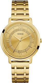 Женские часы в коллекции Dress Steel Женские часы Guess W0933L2