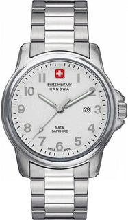 Швейцарские мужские часы в коллекции Classic Мужские часы Swiss Military Hanowa 06-5231.04.001