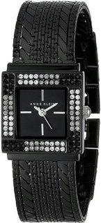 Женские часы в коллекции Crystal Женские часы Anne Klein 1863BKBK