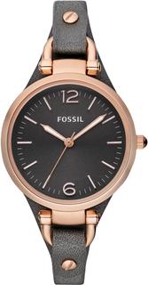 Женские часы в коллекции Georgia Женские часы Fossil ES3077
