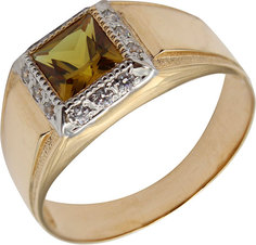 Золотые кольца Кольца Маршал KM-165-sultanit Marshal