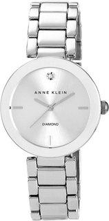 Женские часы в коллекции Diamond Женские часы Anne Klein 1363SVSV