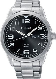 Японские мужские часы в коллекции CS Sports Мужские часы Seiko SNE471P1