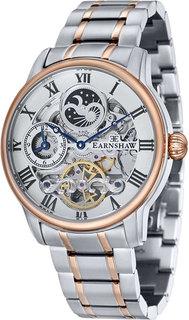 Мужские часы в коллекции Longitude Мужские часы Earnshaw ES-8006-33
