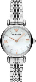 Женские часы в коллекции Gianni T-Bar Женские часы Emporio Armani AR11204