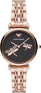 Женские часы в коллекции Gianni T-Bar Женские часы Emporio Armani AR11206