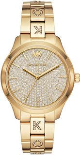 Женские часы в коллекции Runway Женские часы Michael Kors MK6638
