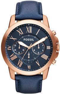 Мужские часы в коллекции Grant Мужские часы Fossil FS4835IE