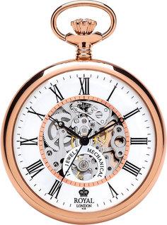 Мужские часы в коллекции Pocket Мужские часы Royal London RL-90049-03