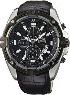 Японские мужские часы в коллекции Sporty Мужские часы Orient TT0Y006B