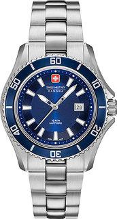 Швейцарские женские часы в коллекции Ladies Женские часы Swiss Military Hanowa 06-7296.04.003