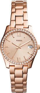 Женские часы в коллекции Scarlette Mini Женские часы Fossil ES4318