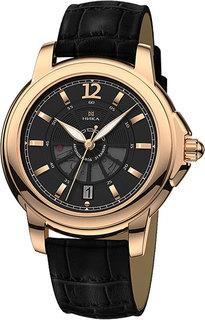 Золотые мужские часы в коллекции Celebrity Мужские часы Ника 1058.0.1.54 Nika