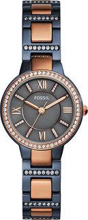 Женские часы в коллекции Virginia Женские часы Fossil ES4298