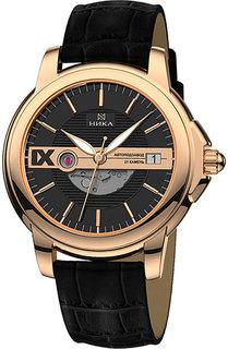 Золотые мужские часы в коллекции Celebrity Мужские часы Ника 1058.0.1.53A Nika