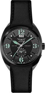 Швейцарские мужские часы в коллекции Mig-21 Fishbed Мужские часы Aviator M.1.14.5.084.4