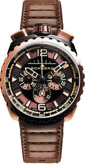 Швейцарские мужские часы в коллекции BOLT-68 Мужские часы Bomberg BS45CHPBRBA.050-2.3
