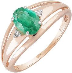 Золотые кольца Кольца Магия Золота KL-756K-322-1-13-00