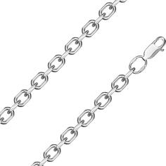 Серебряные цепочки Цепочки Красцветмет NC-22-206A-3-1-20