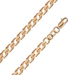 Золотые цепочки Цепочки Красцветмет NC-12-203-0-50