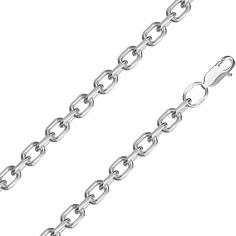 Серебряные цепочки Цепочки Красцветмет NC-22-206-3-1-20