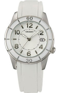 Японские женские часы в коллекции Dressy Женские часы Orient UNF0005W