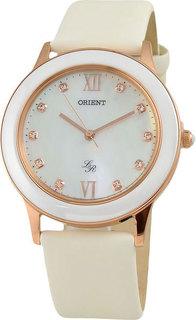 Японские женские часы в коллекции Lady Rose Женские часы Orient QC0Q002W