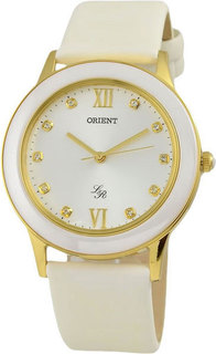 Японские женские часы в коллекции Lady Rose Женские часы Orient QC0Q003W