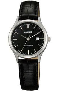 Японские женские часы в коллекции Elegant/Classic Женские часы Orient SZ3N004B