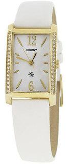 Японские женские часы в коллекции Lady Rose Женские часы Orient QCBG004W