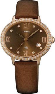 Японские женские часы в коллекции Lady Rose Женские часы Orient UNEK001T