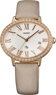 Японские женские часы в коллекции Lady Rose Женские часы Orient UNEK003W