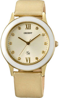 Японские женские часы в коллекции Lady Rose Женские часы Orient QC0Q004C