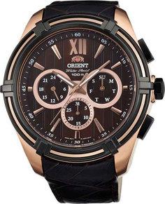 Японские мужские часы в коллекции Sporty Мужские часы Orient UZ01005T