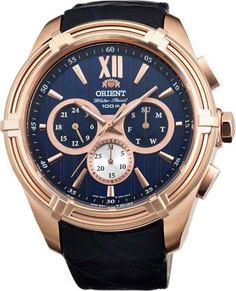 Японские мужские часы в коллекции Sporty Мужские часы Orient UZ01006D