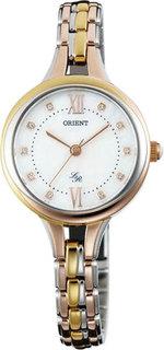 Японские женские часы в коллекции Lady Rose Женские часы Orient QC15001W