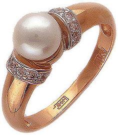 Золотые кольца Кольца Эстет 01K614947