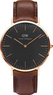 Мужские часы в коллекции Classic Black Мужские часы Daniel Wellington DW00100125