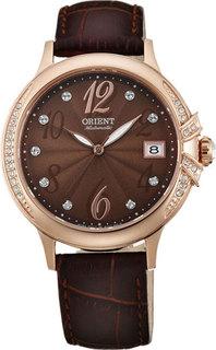 Японские женские часы в коллекции Elegant/Classic Женские часы Orient AC07001T