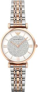 Женские часы в коллекции Gianni T-Bar Женские часы Emporio Armani AR1926