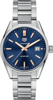 Швейцарские женские часы в коллекции Carrera Женские часы TAG Heuer WAR1112.BA0601