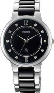 Японские женские часы в коллекции Lady Rose Женские часы Orient QC0J005B