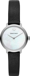 Женские часы в коллекции Modern Slim Женские часы Emporio Armani AR11159