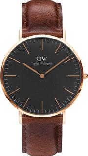 Мужские часы в коллекции Classic Black Мужские часы Daniel Wellington DW00100124