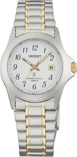 Японские женские часы в коллекции Elegant/Classic Женские часы Orient SZ3G004W